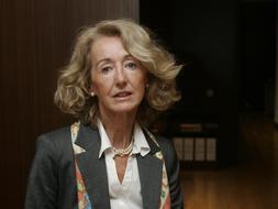"""Paloma Sobrini: «Hoy el poder se refleja en """"a ver quién tiene la torre más alta""""»"""