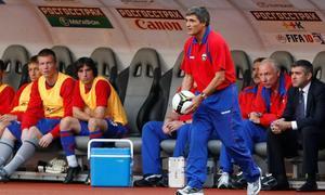 Juande con el CSKA