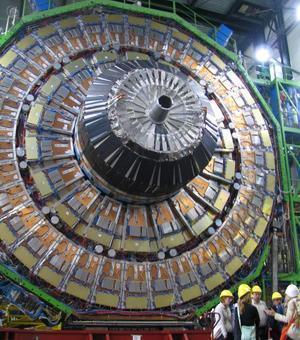 La «máquina de Dios» parará en 2011