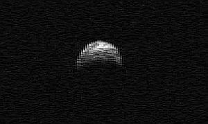 Detectado un asteroide potencialmente peligroso para la Tierra