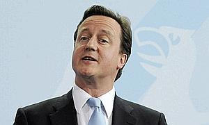 Cameron quiere «una eurozona fuerte», pero sin libra