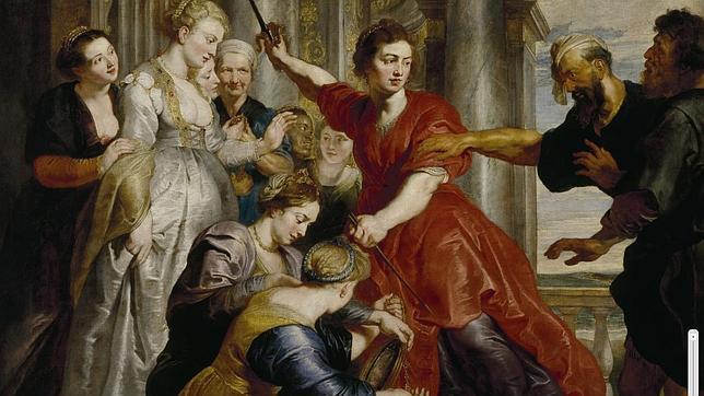 Resultado de imagen de imagen Aquiles descubiertopor Ulises y Diómedes museo del prado