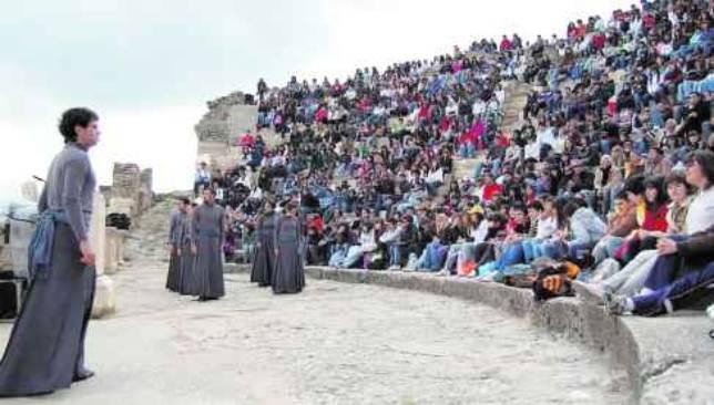 7.000 estudiantes participarán en el Festival de Teatro que comienza hoy