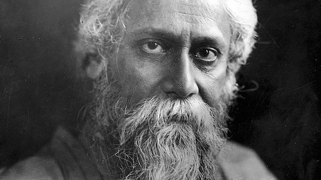 Rabindranath Tagore - Ampliar imagen
