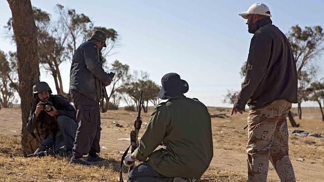 Libia anuncia que liberará a Manu Brabo en las próximas horas