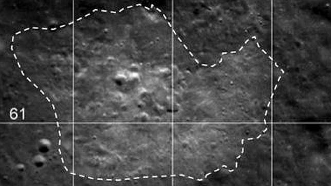 Extraños volcanes en la cara oculta de la Luna