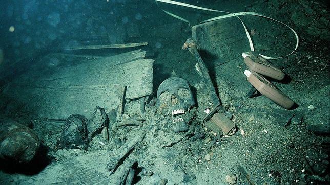 Envidia de la arqueología española frente al hallazgo del «Mars» en el Báltico