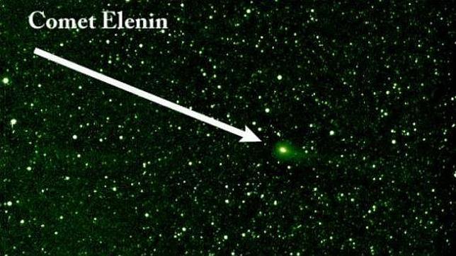 El cometa Elenin no destruirá la Tierra