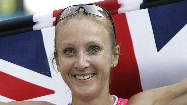 Radcliffe recupera su récord mundial