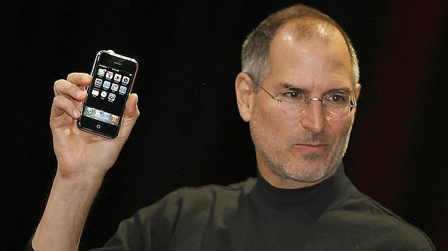 La primera vez que vimos un iPhone