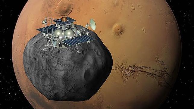 Rusia sugiere que la caída de la nave Phobos-Grunt ha sido provocada