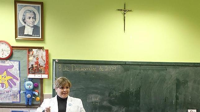 Siete de cada diez alumnos eligen cursar religión católica