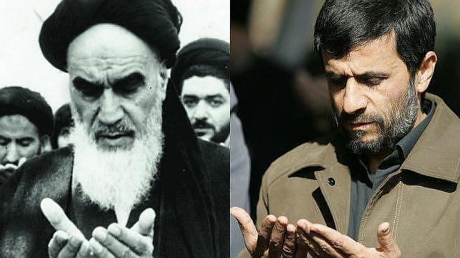De Jomeini a Ahmadineyad: «Israel debe ser aniquilado del mapa»