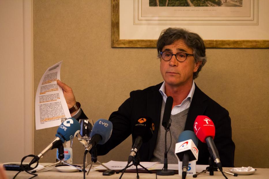 «Taurodelta miente: no ofreció a El Juli 450.000 euros, sino 312.000»