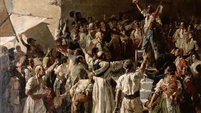 Los «indignados» del 2 de mayo de 1808