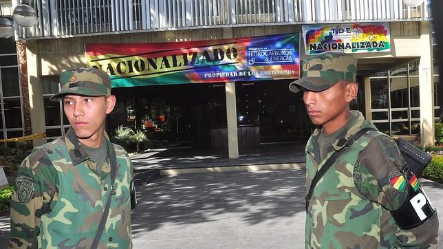 Bolivia indemnizará a Red Eléctrica con el valor de compra por la privatización de 2002