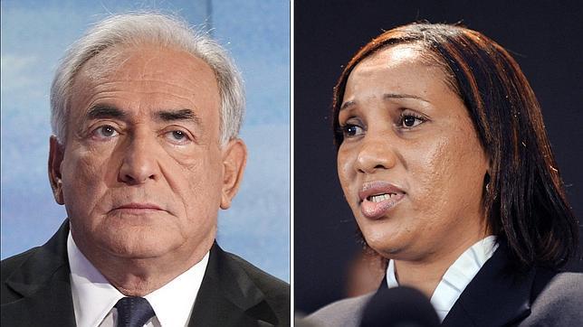 Strauss-Kahn reclama a la camarera que le acusó de violación un millón de dólares