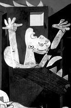 Los personajes del «Guernica»