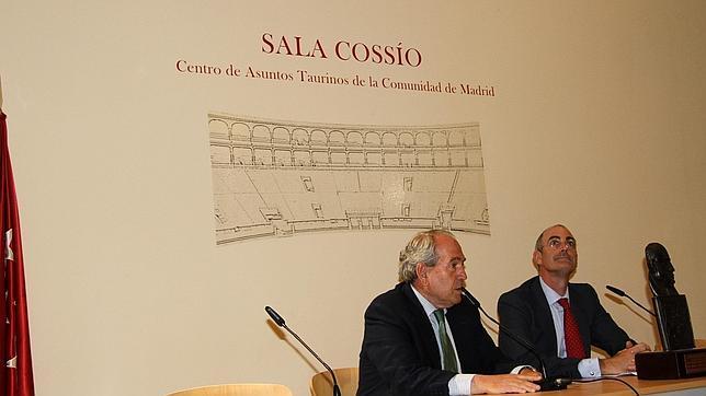 Inaugurada la sala Cossío en Las Ventas