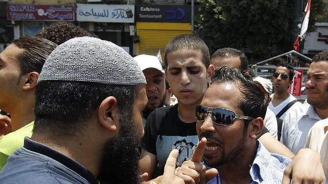Una victoria islamista en Egipto, más «letal» para los palestinos de Abbás que para Israel