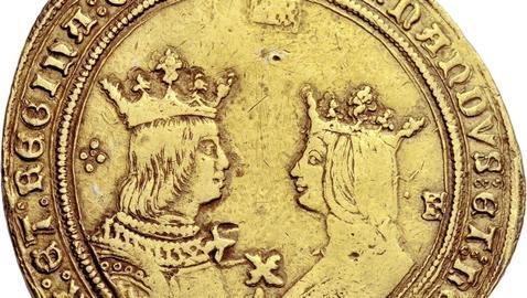 Una moneda de 450.000 euros