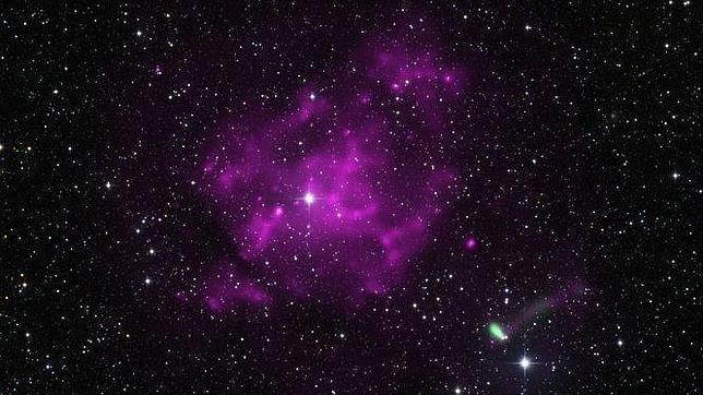 Hallan la supernova más rápida detectada hasta ahora