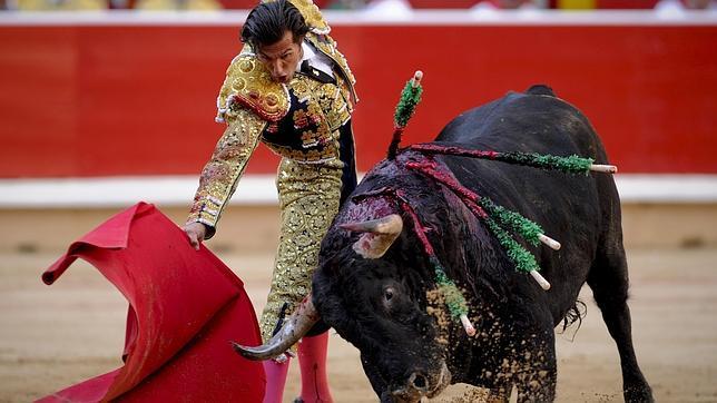La ganadería de El Pilar, premiada por partida doble en San Fermín