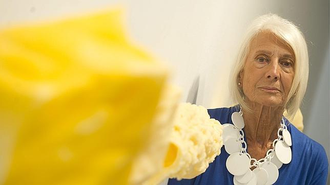 Soledad Lorenzo mostrará su archivo artístico en el Museo Reina Sofía