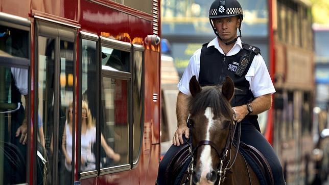 Así preparan a los agentes de seguridad de los Juegos de Londres: «¿Cuál es agua y cuál es vodka?»