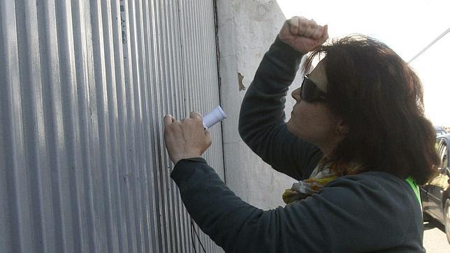 Ruth Ortiz, madre coraje