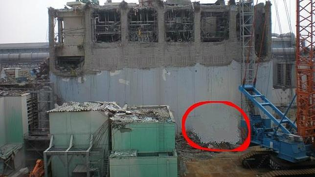 Una foto torpemente retocada de la central de Fukushima desata la polémica en la red