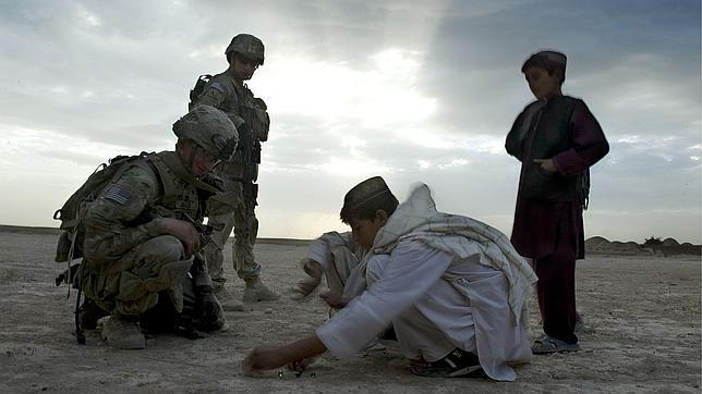 Los talibanes se hacen «amigos» de los soldados en Facebook para localizarles