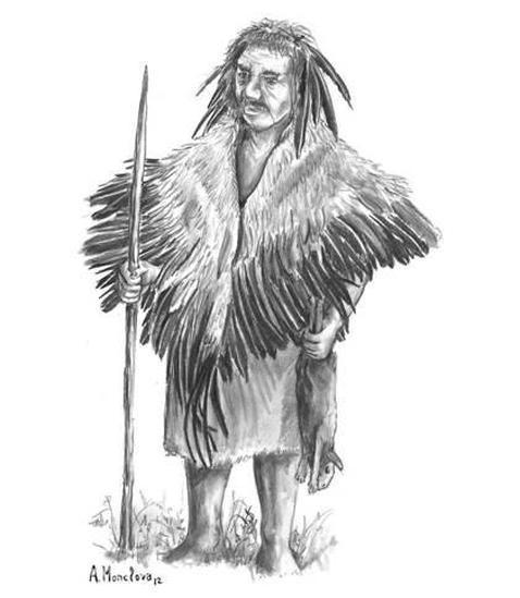 Los neandertales, presumidos, se adornaban con plumas de aves