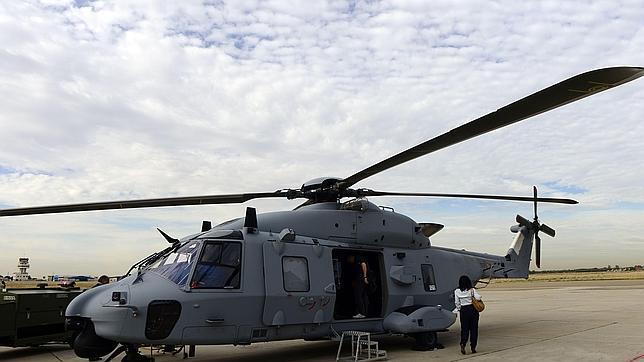 El mejor helicóptero del mundo se fabrica en Albacete
