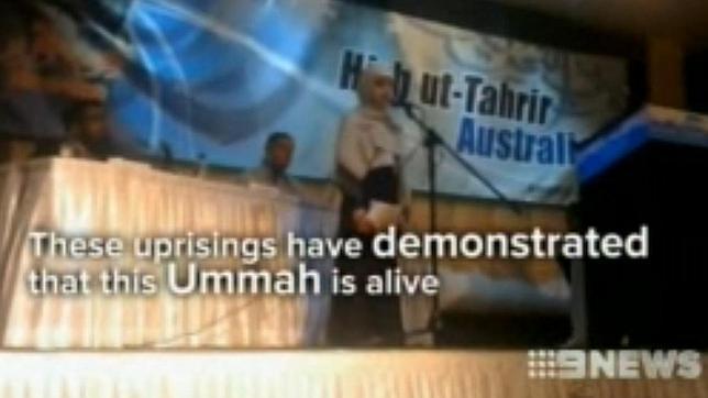 El video de una niña haciendo apología de la Yihad conmociona a Australia