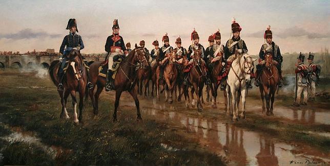 Resultado de imagen de general 1800 batalla