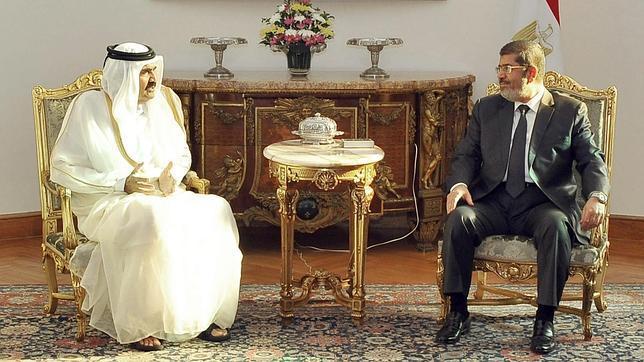 Los árabes buscan en El Cairo una tregua para Gaza