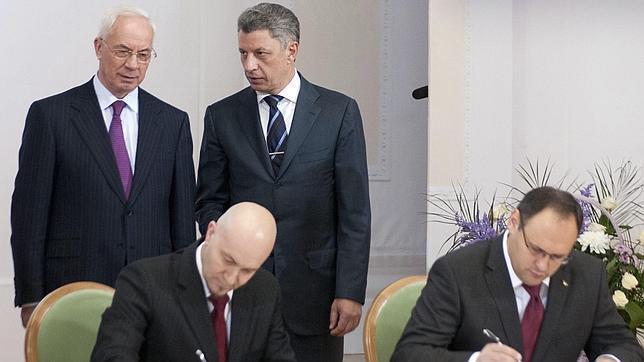 Un falso representante de Gas Natural firma un megacontrato con Ucrania