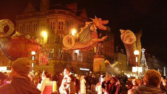 Las diez tradiciones de fin de año más sorprendentes del mundo
