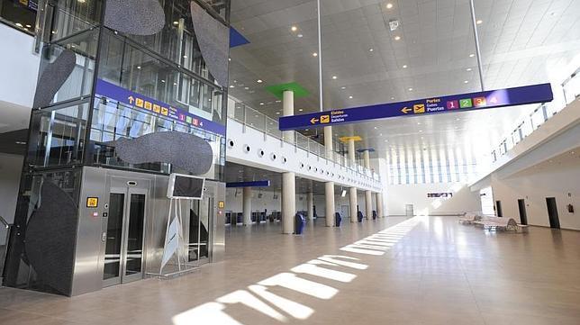 """Resultado de imagen de """"Aeropuerto de Castellón, S.L"""