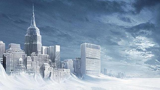 ¿Hacia una nueva glaciación?