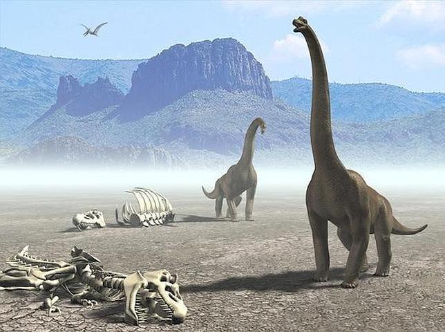 Fin de la discusión: un meteorito mató a los dinosaurios