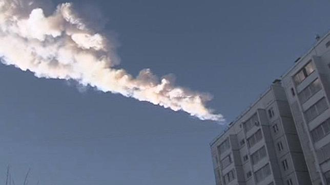 Meteoritos: ¿Qué es lo que ha caído sobre Rusia?