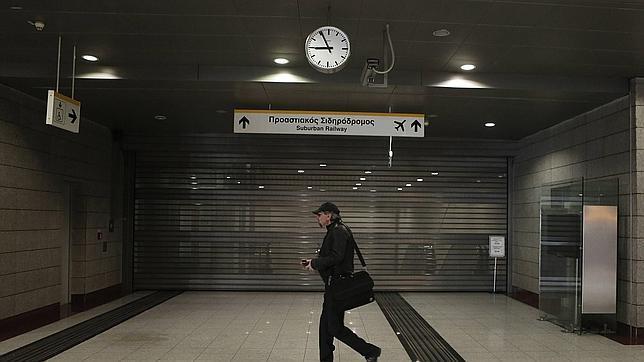 Una nueva huelga general paraliza Grecia
