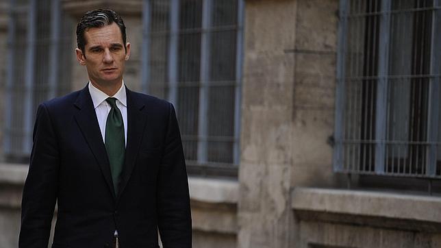 Urdangarín declarará en el juzgado entre un dispositivo de seguridad similar al de 2012
