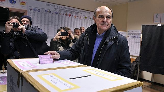 La baja participación marca la segunda jornada de elecciones en Italia