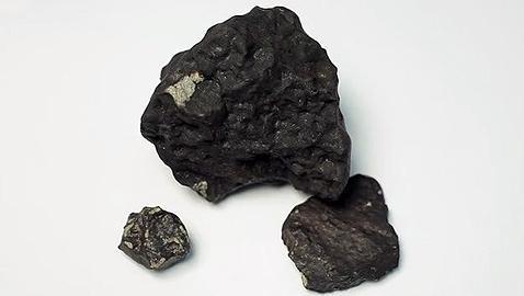 Hallan un fragmento del «meteorito de Chebarkul» del tamaño de dos puños