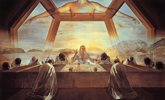 Lo que comieron Jesucristo y sus discípulos en la Última Cena