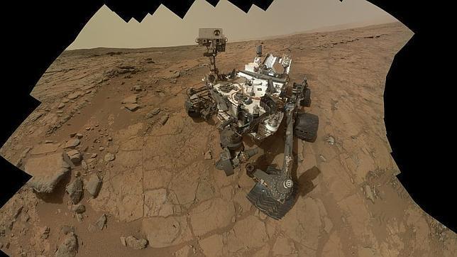 El Curiosity sufre su segundo apagón informático en Marte