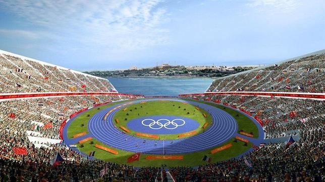 Juegos olímpicos de Estambul